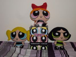 Talking PPG's and PPG Boxset by smithandcompanytoons