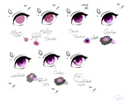 EyeTutorial by CoorTenshi