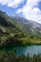 Pirin lake by lapis-lazuri