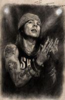 AXL ROSE by EastMonkey