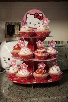 Hello Kitty Cupcake-3 by Neko-CosmicKitty