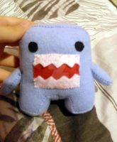 Blue Domo Commission by UraHameshi