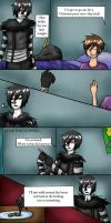 Comic: Laughing Jack and the Box by Grismalice