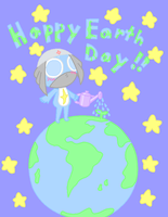 .:.:Earth Day Dororo 2010:.:. by SalemTheCat23