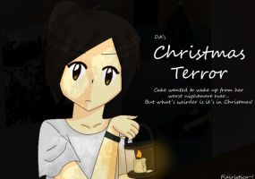 DA's Christmas Terror Cover by Flairistica