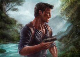 Uncharted 4 by AIM-art