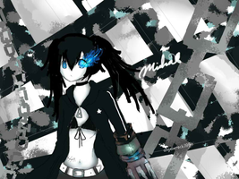 Black Rock Shooter by Miitee