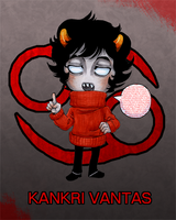 Homestuck: Kankri Vantas by colorchaos