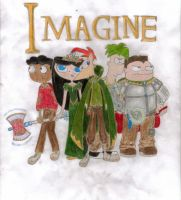 Imagine Poster by HalyPooH
