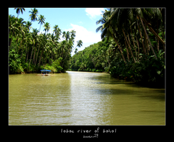 loboc river by boostr29
