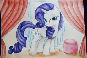 Rarity by 0okami-0ni