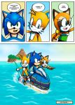 Sonic Rush Adventure Issue 1 Page 16 by RushDraik