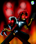 Hell Fire duo by MrSman5