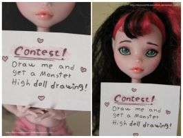 Contest! by MySweetQueen-Dolls