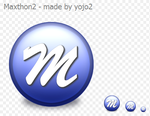 Maxthon Main Icon by yojo2