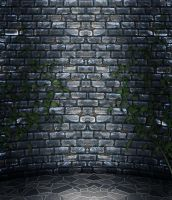 Premade Background 13 by StarsColdNight alley by StarsColdNight