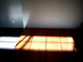 shadow on the wall by Mavali