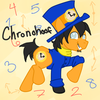 Chronohoof by MousieDoodles