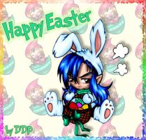 Happy easter -1- by Exarrdian