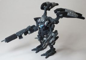 Paladin mech 3d print by Nymbryxion101