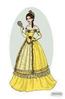 Victorian Belle by LaTaupinette
