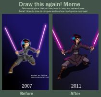 Before and After meme by Niban-Destikim