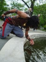 Prince of Persia by SpyderNynja