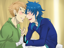 DMMd: GOOD END by xShieru