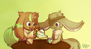 [Commission] AvaBun by chibitracydoodles