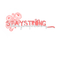 Stay Strong - PNG TEXT by emmalinepotter