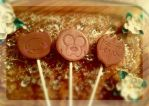 Adventure Time Chocolate pops - Preview by OneBadHat