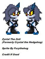 Zystal (Cystal Zeti TF) by furythehog