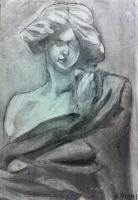 Foundation Drawing Charcoal by Laitz