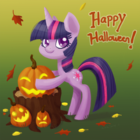 Happy Halloween by adailey