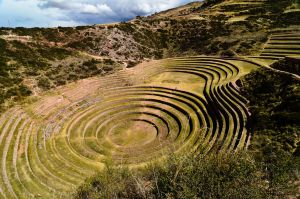 Moray - Inca Ruins 4 by LLukeBE