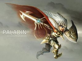 Paladin by REAL-ELMARIACHI
