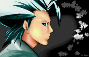 Hitsugaya Toushirou  - Bleach by jojosjuaninhas