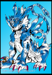 AT:garurumon by NR3