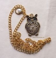 Wisior .owl. by anabell18