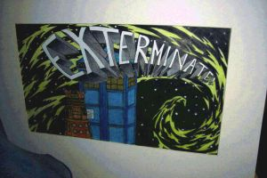 EXTERMINATE by ZaronianWarCaptain
