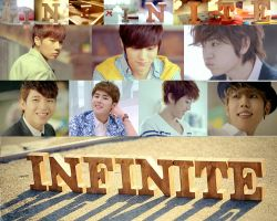 Infinite Man in Love wallpaper by Jablonka89