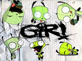 Gir collage wallpaper by xXThe0nly0neLeftXx