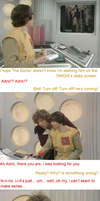 Oh Adric! If Only They Knew... by SonicScrewdriverDD3
