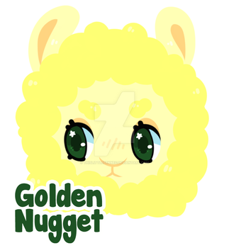 :AT: Nugget by ThisLittleFennec