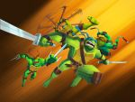 TMNT BTTS: Main Titles Group by E-Mann