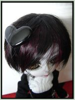 SOLD$220Ball Joint Doll-Nessie by Sarah-Vafidis