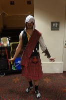 Scottish Assassin by LordRedemptionBlaze