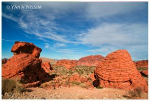 Valley Of Fire by ynissim