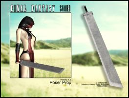 FF Sword Freebie by inception8-Resource