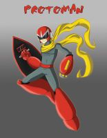 PROTOMAN by Grim-Raider